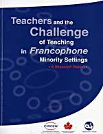 Banner: Teachers and the Challenge of Teaching in Francophone Minority Settings