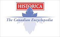 Banner: The Canadian Encyclopedia online